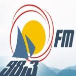 Logo da emissora Rádio Antoninense 98.3 FM