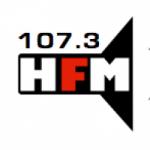 Logo da emissora Radio HFM 107.3