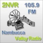Logo da emissora Radio Nambucca 2NVR 105.9 FM