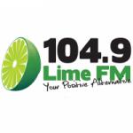 Logo da emissora Radio Lime 104.9 FM