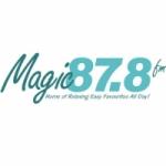 Logo da emissora Radio Magic 87.8 FM