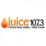 Logo da emissora Radio Juice 107.3 FM