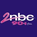 Logo da emissora Radio 2NBC 90.1 FM