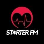 Logo da emissora Radio Starter 108.0 FM