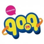 Logo da emissora Rádio 90.9 POP FM