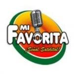 Logo da emissora Radio Mi Favorita 104.1 FM