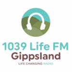 Logo da emissora Radio Life 103.9 FM