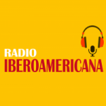 Logo da emissora Radio Iberoamericana 87.6 FM