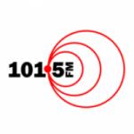 Logo da emissora Radio 101.5 FM