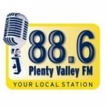 Logo da emissora Radio Plenty Valley 88.6 FM