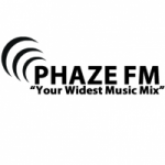 Logo da emissora Radio Phaze FM