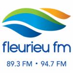 Logo da emissora Radio Fleurieu 89.3 FM