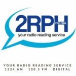 Logo da emissora Radio 2RPH 100.5 FM