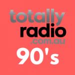 Logo da emissora Totally Radio 90's