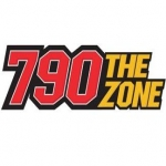 Logo da emissora WQXI 790 AM The Zone