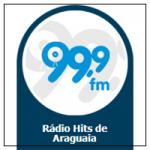 Logo da emissora Rádio Centro América 99.9 FM Hits Araguaia