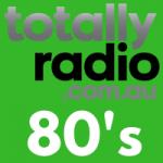 Logo da emissora Totally Radio 80's
