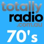 Logo da emissora Totally Radio 70's