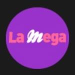 Logo da emissora Radio La Mega FM