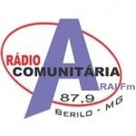 Logo da emissora Rádio Arai 87.9 FM