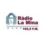 Logo da emissora Radio La Mina 102.4 FM