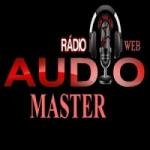 Logo da emissora Rádio Áudio Master