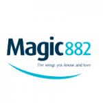 Logo da emissora Radio Magic 882 AM