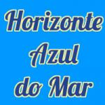 Logo da emissora Rádio Horizonte Azul do Mar