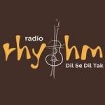 Logo da emissora Radio Rhythm 1053 AM
