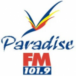 Logo da emissora Radio Paradise 101.9 FM