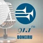 Logo da emissora Radio Atventista Boneiru 91.1 FM