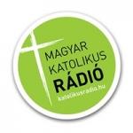 Logo da emissora Magyar Katolikus Rádió 102.1 FM