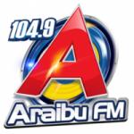 Logo da emissora Rádio Araibu 104.9 FM