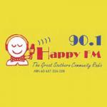 Logo da emissora Radio Happy 90.1 FM