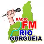 Logo da emissora Rádio FM Rio Gurguéia