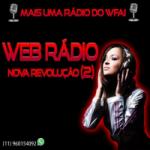 Logo da emissora Web Rádio Nova Revolução 2