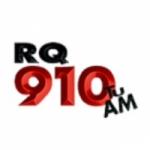 Logo da emissora Radio RQ 910 AM