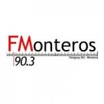 Logo da emissora Radio Monteros 90.3 FM
