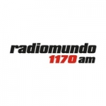 Logo da emissora Radio Mundo 1170 AM