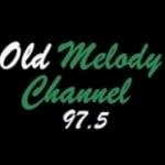 Logo da emissora Radio Old Melody Channel 97.5  FM