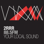 Logo da emissora Radio 2RRR 88.5 FM