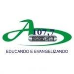 Logo da emissora Rádio Araras 107.7 FM