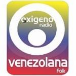 Logo da emissora Radio Oxigeno Folk