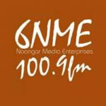 Logo da emissora Radio 6NME 100.9 FM