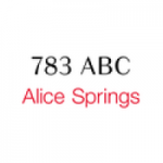 Logo da emissora Radio ABC Alice Springs 783 AM