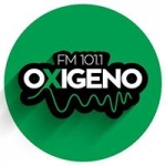 Logo da emissora Radio Oxigeno 101.1 FM