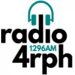Logo da emissora Radio 4RPH 1296 AM