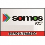 Logo da emissora Radio Somos 93.5 FM
