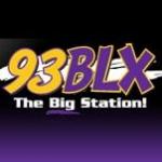 Logo da emissora WBLX FM 92.9 93BLX