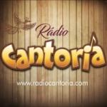 Logo da emissora Rádio Cantoria